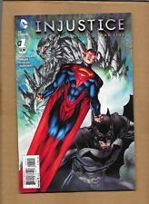 INJUSTICE GODS AMONG US  YEAR FIVE  #1 INCENTIVE VARIANT COVER DC COMICS      5