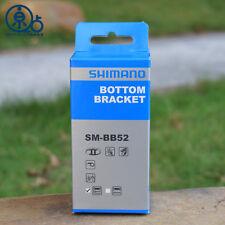 Shimano Deore SM-BB52 68/73mm Bottom Bracket MTB Sealed Hollowtech II 2 External