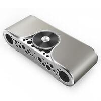 Bluedio TS-3 Portable Wireless Bluetooth 4.2 SD Slot Smart Gold Speaker Soundbar