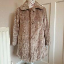 Topshop Fur Swing Coat 6