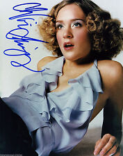 "CHLOE SEVIGNY, ACTRESS ""BROWN BUNNY"" SIGNED STUDIO PROMO 8X10 WITH COA"