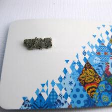 2014 Sochi Winter Paralympic Silver Logo Pin