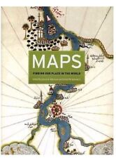 Maps Finding Our Place in the World 2007 Hardcover Hard Cover With Sleeve