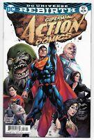 Action Comics 957 Superman Lex Luthor Doomsday 1st Print DC Universe Rebirth
