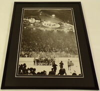 1965 Montreal Canadiens Stanley Cup Framed 11x14 Photo Display