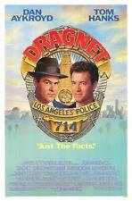 Dragnet (1987) Original Filmposter