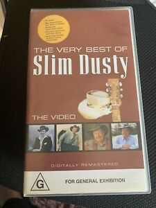 The Very Best Of Slim Dusty Collectable VHS