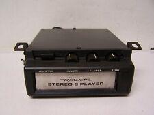 Vintage Realistic 8 Track Stereo Player 12 1819 Car Auto Radio Shack