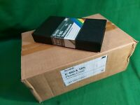 10x new SCOTCH 3m blank video E-180 3 Hour VHS Tape Hard cassette Case boxed