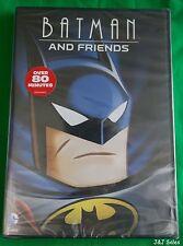 Batman and Friends (DVD, 2014) DC Comics (The Dark Knight, The Joker) *NEW