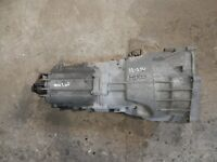 BMW 5 SERIES 520D E60 E61 6 SPEED MANUAL GEARBOX 7533513 1069401052 38#350