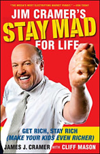 Cramer James J-Jim Cramers Stay Mad For Life (US IMPORT) BOOK NEW