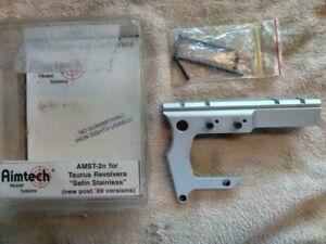 Aimtech Scope Mount for Taurus Revolver Models 66, 669