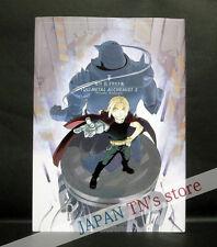 Japan 『Fullmetal Alchemist Illustration Art Book 2� Hiromu Arakawa