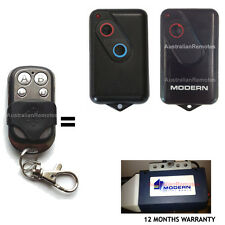 garage door remote control compatible with MODERN 2211-l (TX) roller sectional