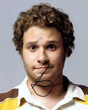 Seth Rogan SIGNED Autograph 10x8 Photo AFTAL COA Green Hornet & Superbad Actor