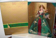 #3887 NRFB Mattel Barbie Club Holiday Treasures 2000 Barbie Christmas Doll