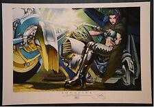Soulfire Michael Turner Aspen Art Print Limited to 75