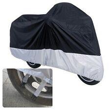 Imperméable moto uv protecteur extérieur housse de pluie xxxl pour harley road glide