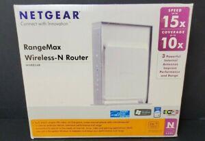Netgear RangeMax Next Wireless-N Router WNR834B New Open Box 15x 3 Antennas