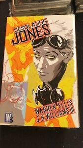 Desolation Jones TP - Wildstorm - DC Comics - english - R2 A38