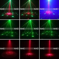 Psychedelic Lamp Light Super Trippy Laser Show Party DJ Remote Control Sound Act