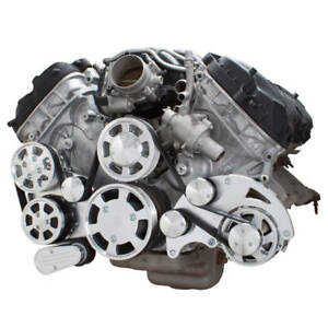 Ford Coyote 5.0 Serpentine System AC, Power Steering & Alternator