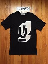 Undercover Block U-Print T-shirt Black Sz2  M Bear Witch Tee Crewneck NBHD WTAP