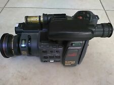 vintage canon 8 mm video camera recorder A1 hi 8 stereo collectible
