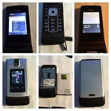 CELLULARE NOKIA 6650 FOLD GSM TIMER VITA FISSO 27 ORE UNLOCKED SIM FREE DEBLOQUE
