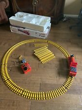 James The  Red Engine & Friends Lionel G Scale Electric Train Set Incomplete