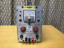 Power Designs 4005 0 40vdc 0 500ma Variable 1 Output Transistorized Power Supply