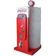 Coca Cola Vintage Vending Machine Paper Towel / Kitchen Towel Holder SUN4400-63