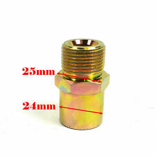 M18 x1.5 Male to Female Steel Adapter
