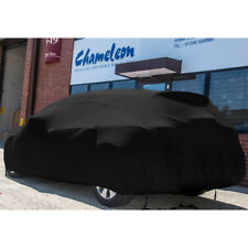 DELUXE Indoor Car Cover BLACK LARGE Super Soft breathable 160gsm fabric