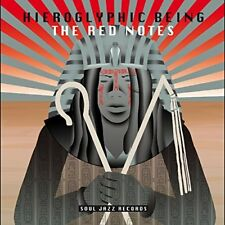 Hieroglyphic Being - The Red Notes [CD]