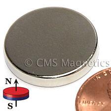 """N52 Neodymium Magnet Dia 3/4X1/8"""" NdFeB Rare Earth Disc Magnet 500 PC"""