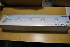 Kichler 4-Light 30.75-in Dimmable LED Track Bar Fixed Lighting Kit Satin Nickel
