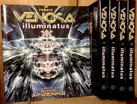 Illuminatus by Robert Venosa (2006, Hardcover) Terence McKenna Visionary Art NEW
