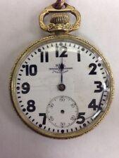 Ball Gold Filled Grade 999p Pocket Watch
