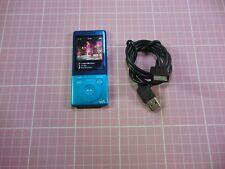 SONY WALKMAN NWZ-E474 Digital Media Player 8GB Blue.