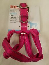 Boots & Barkley Large Dog Harness Reflective Step-In Adjustable Up To 90 lbs