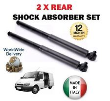 FOR FORD TRANSIT + VAN 2000-2006 2 x REAR AXLE SHOCK ABSORBER SHOCKER SET