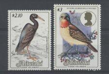 OISEAU Aitutaki 2 val de 1984 ** /1 BIRD VOGEL UCCELLO
