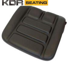 More details for grammer ds85 / h90 type seat base cushion pvc tractor forklift telehandler linde