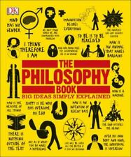 The Philosophy Book: Big Ideas Simply Explained DK VeryGood