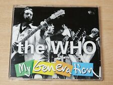 The Who/My Generation/1996 CD Single