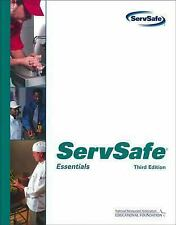 ServSafe Essentials without Scantron Certification Exam Form