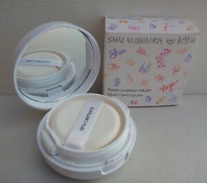 Shu Uemura KYE fresh cushion blush, #hibiscus orange, 7g, Brand New in Box!