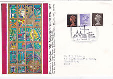 GB 1967 Coventry Cathedral Festival 5th Anniversary FDC Special Handstamp VGC